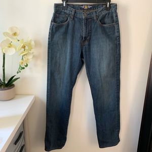 🍀 Lucky Brand | 181 Relaxed Straight Jean